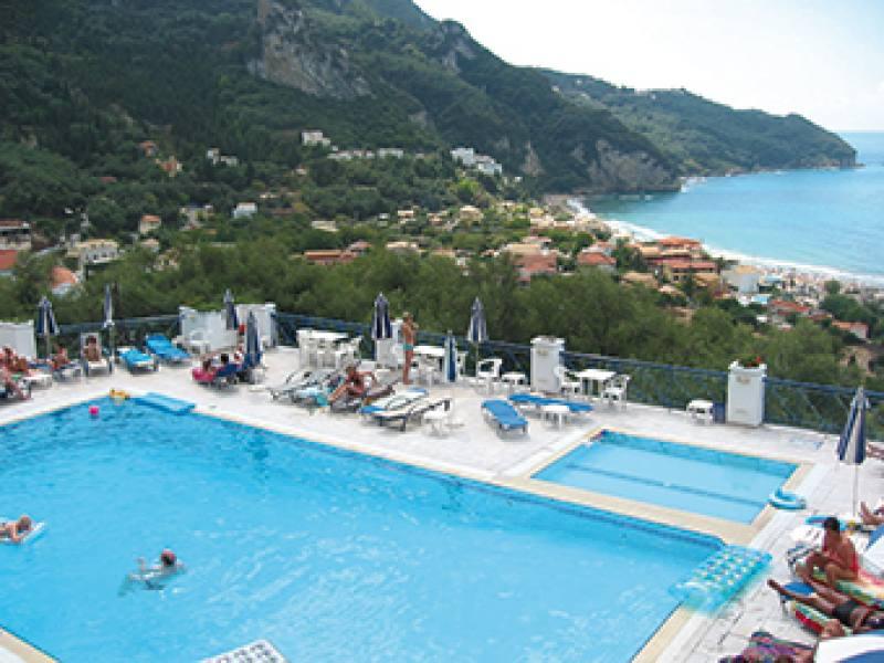 Appartementen Lido Sofia - Agios Gordis - Corfu
